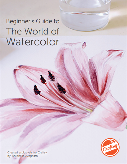Beginner's Guide to the World of Watercolor - Free PDF guide from Bluprint