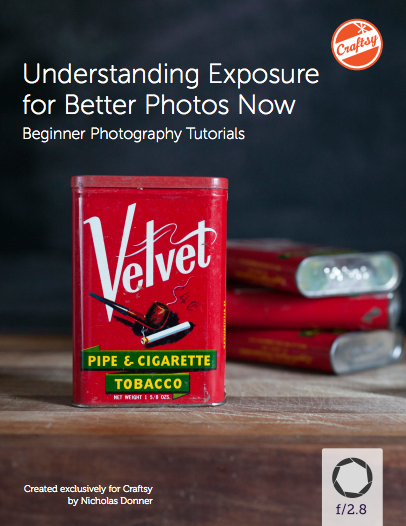 Understanding Exposure for Better Photos Now - Free PDF guide on Bluprint