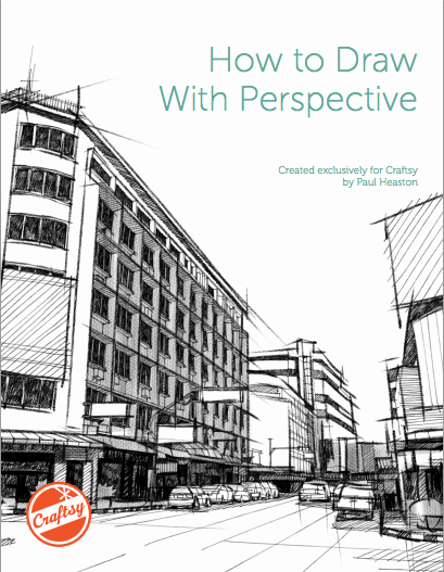 How to Draw With Perspective - FREE PDF guide from Bluprint