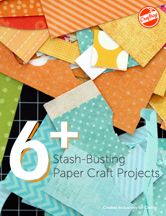 6+ Stash-Busting Paper Craft Projects - FREE PDF guide from Bluprint.com