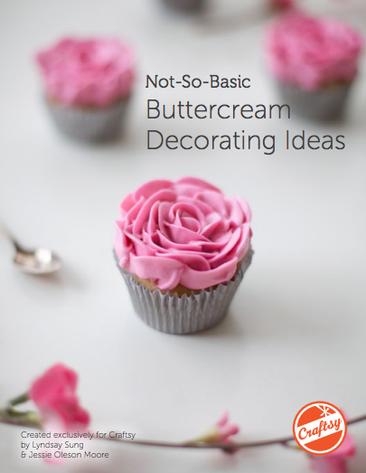 Not-So-Basic Buttercream Decorating Ideas - Free PDF guide on Bluprint