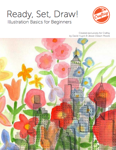 Illustration Basics for Beginners: Free PDF Guide on Bluprint.com