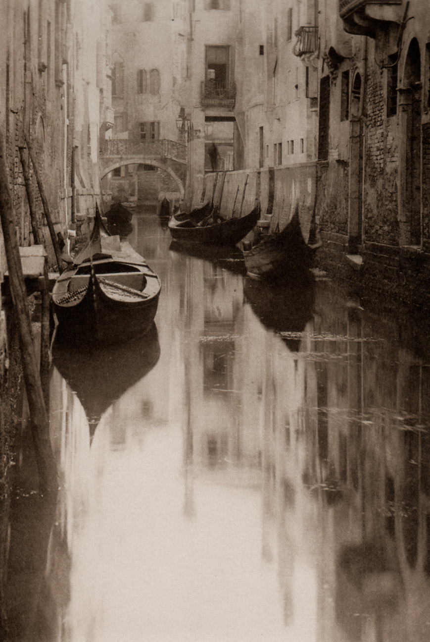 photograph of venice in 1864