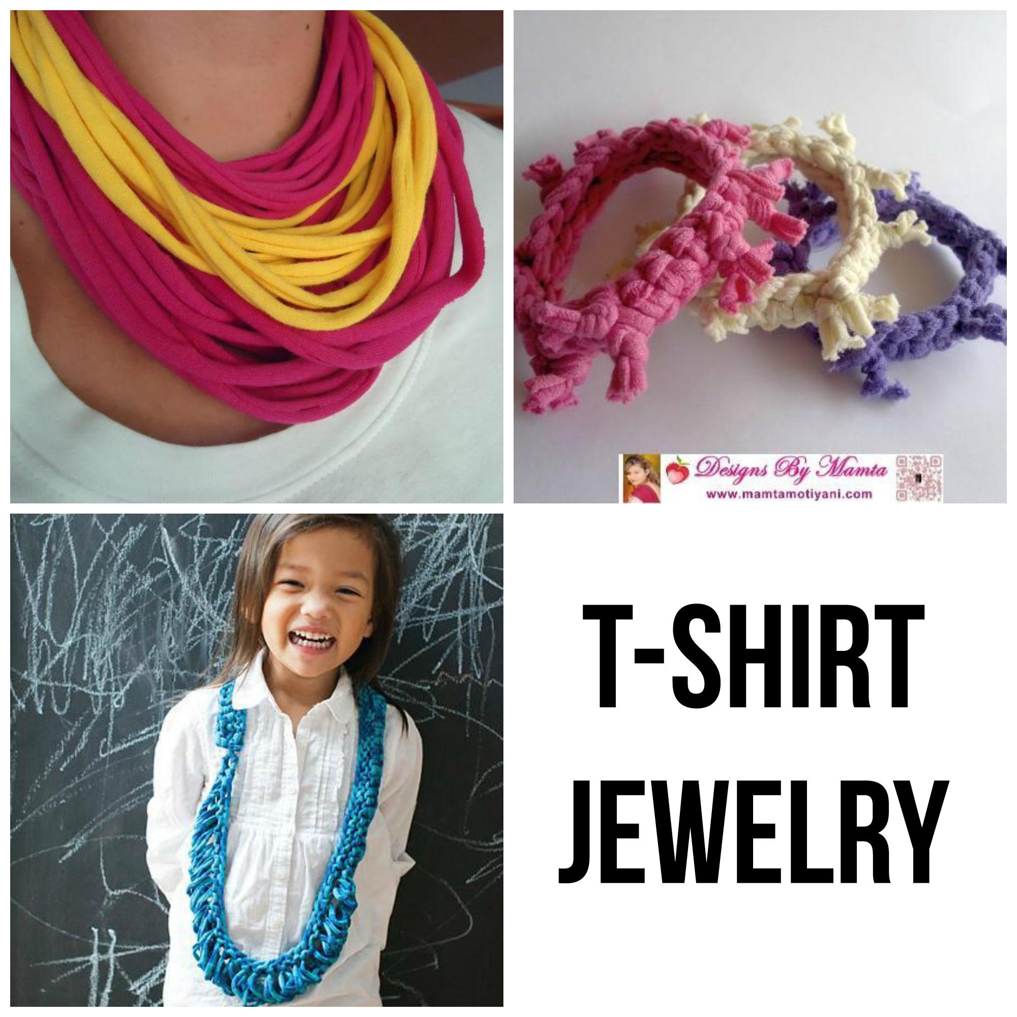 T-Shirt Jewelry