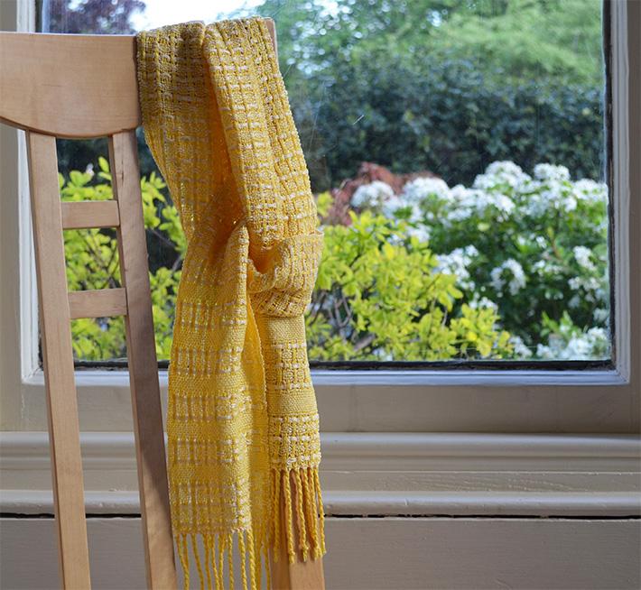 huck summer scarf