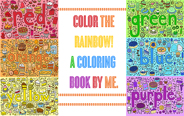 - Make Your Own Coloring Book: FREE Tutorial