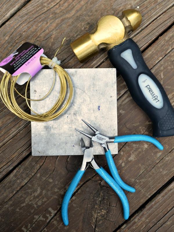 Wire Bracelet Materials