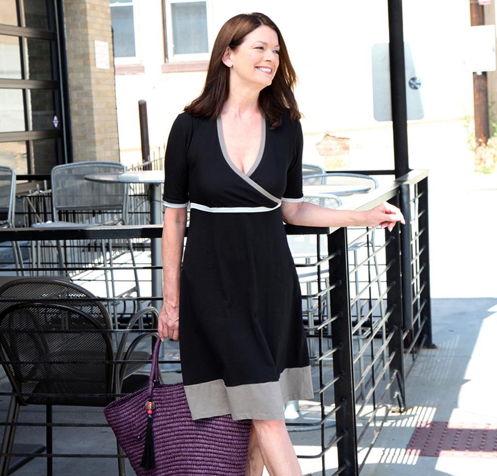 Weekender Knit Dress Kit