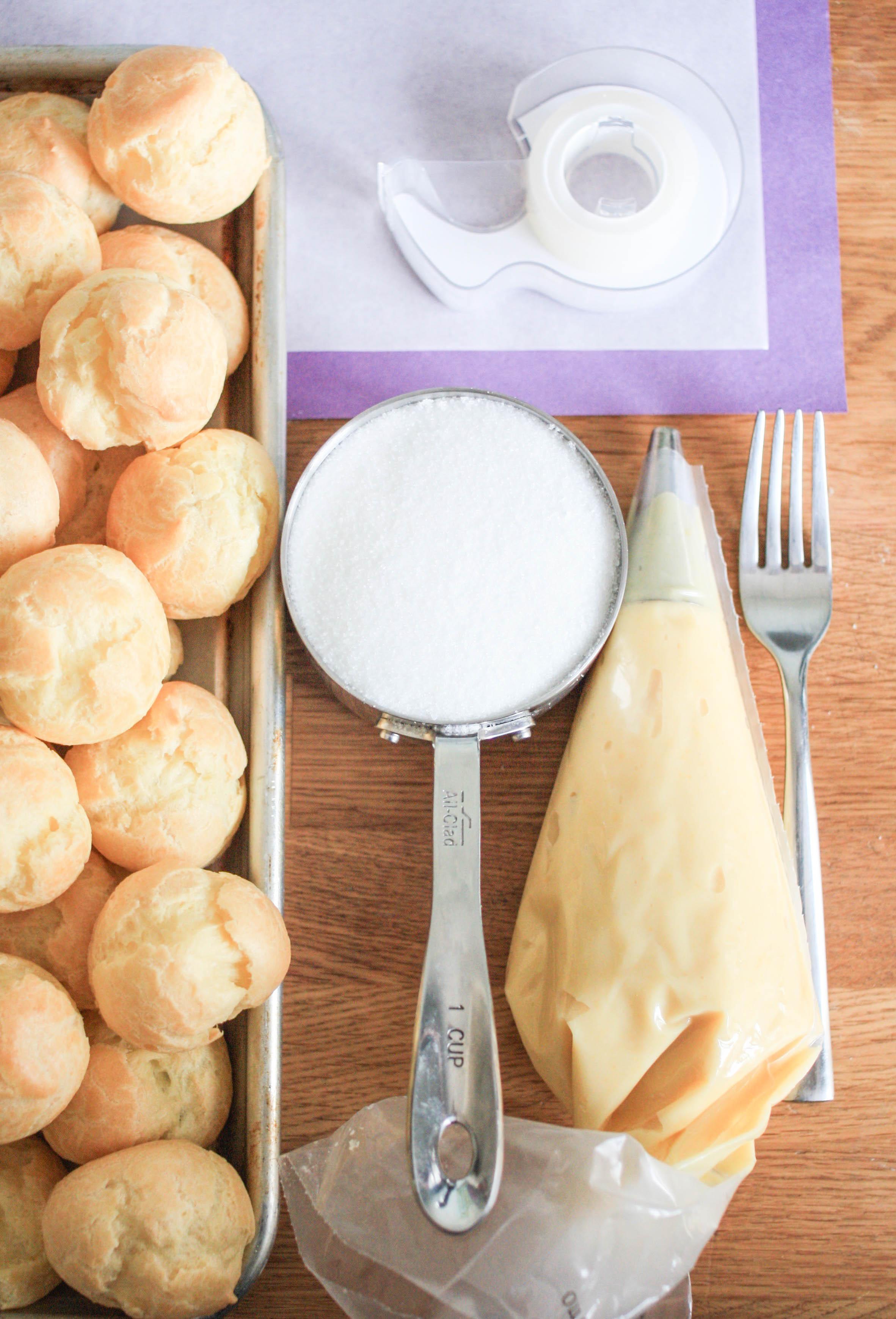 Croquembouche Supplies | Erin Gardner
