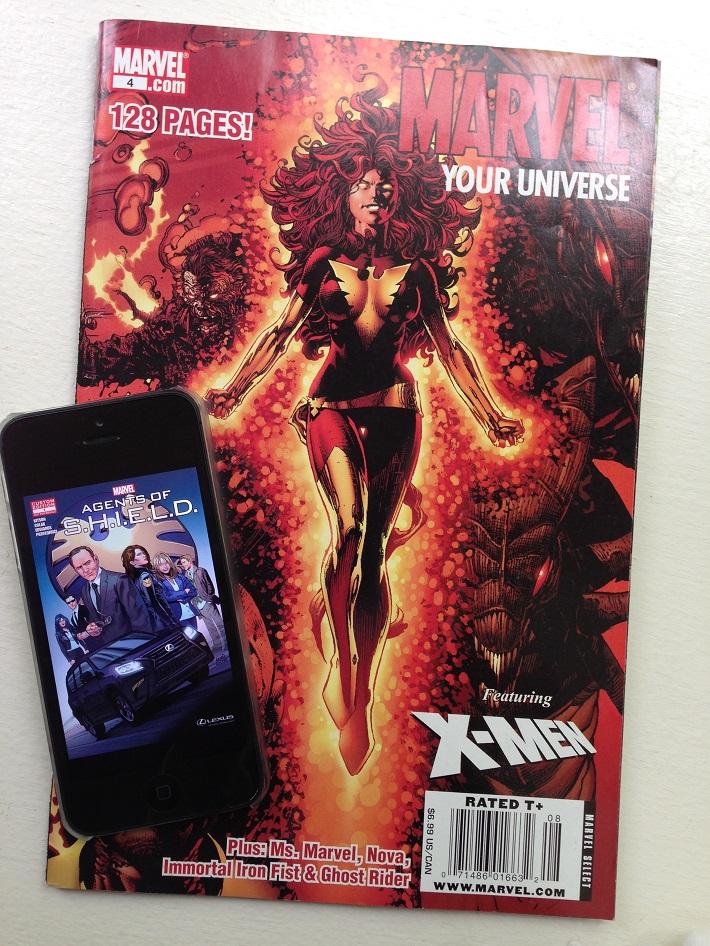 download printed comics