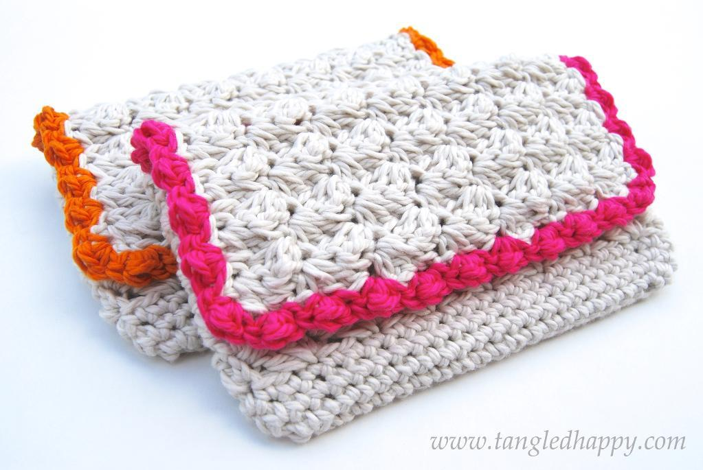 Summer Clutch free crochet pattern