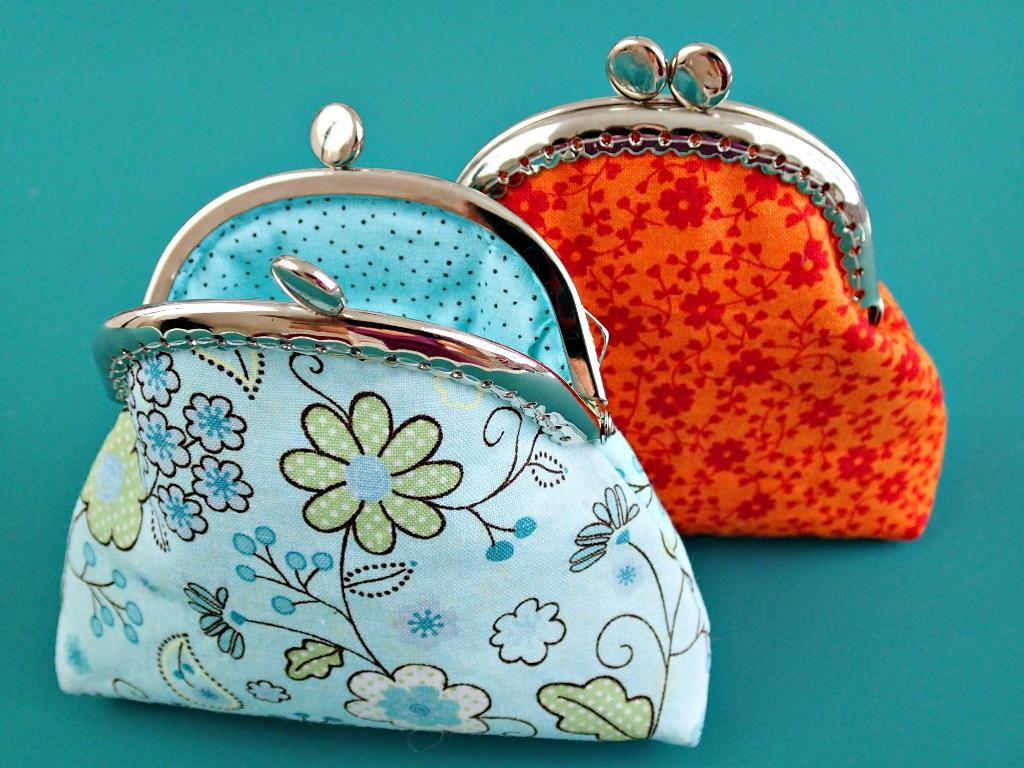 Cute Coin Purse Sewing Pattern