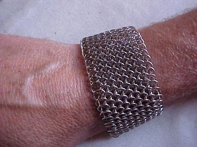 Dragon Scale Chainmaille