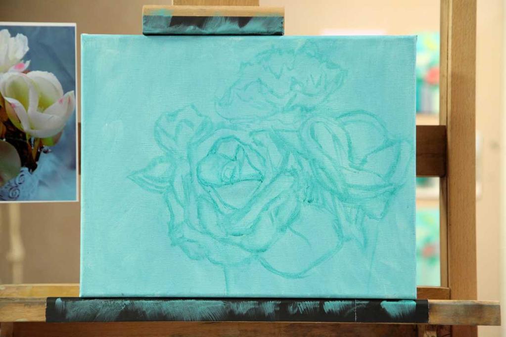Medium canvas