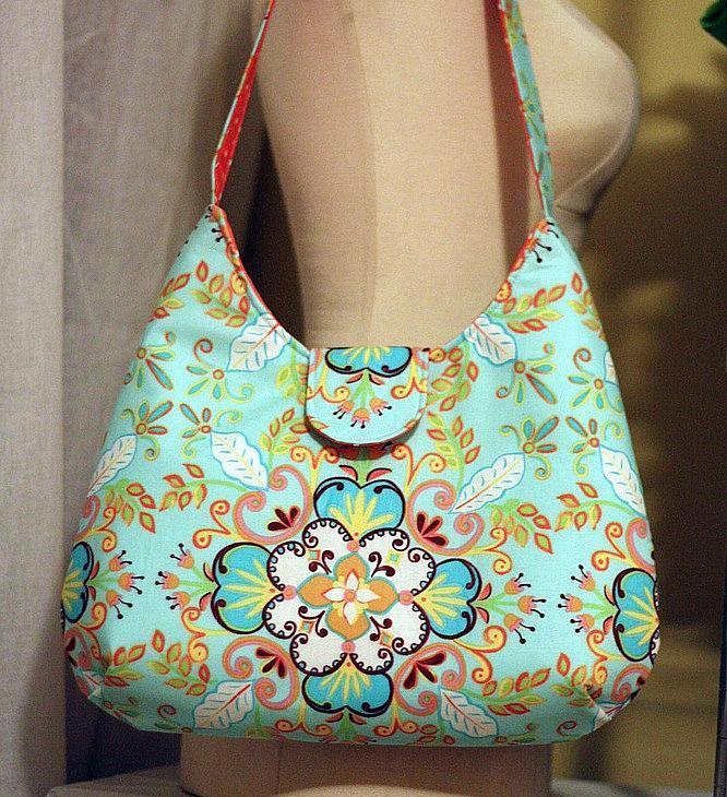Phoebe Bag sewing pattern