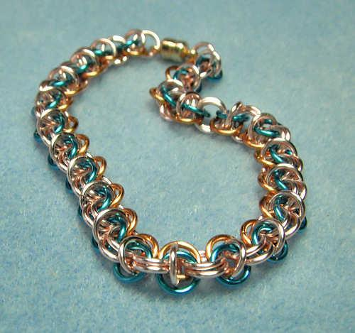Rhinos Snorting Drano Chainmaille Tutorial