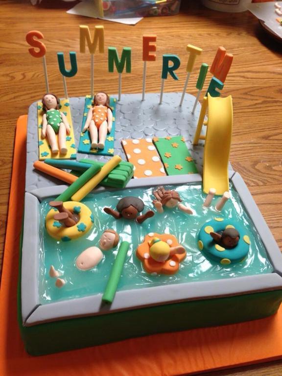 Cake by Bluprint user mandybeach | Erin Gardner |Bluprint