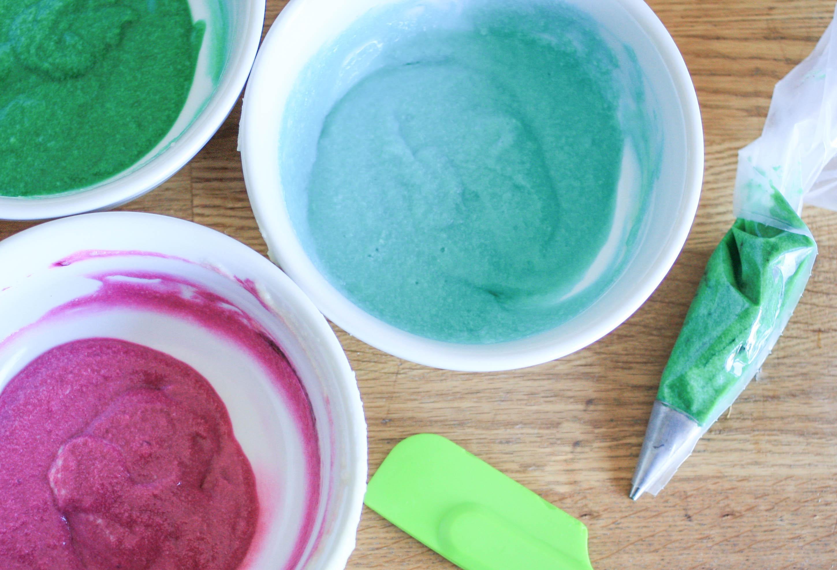 Roll Cake Pattern Batter | Erin Gardner | Bluprint