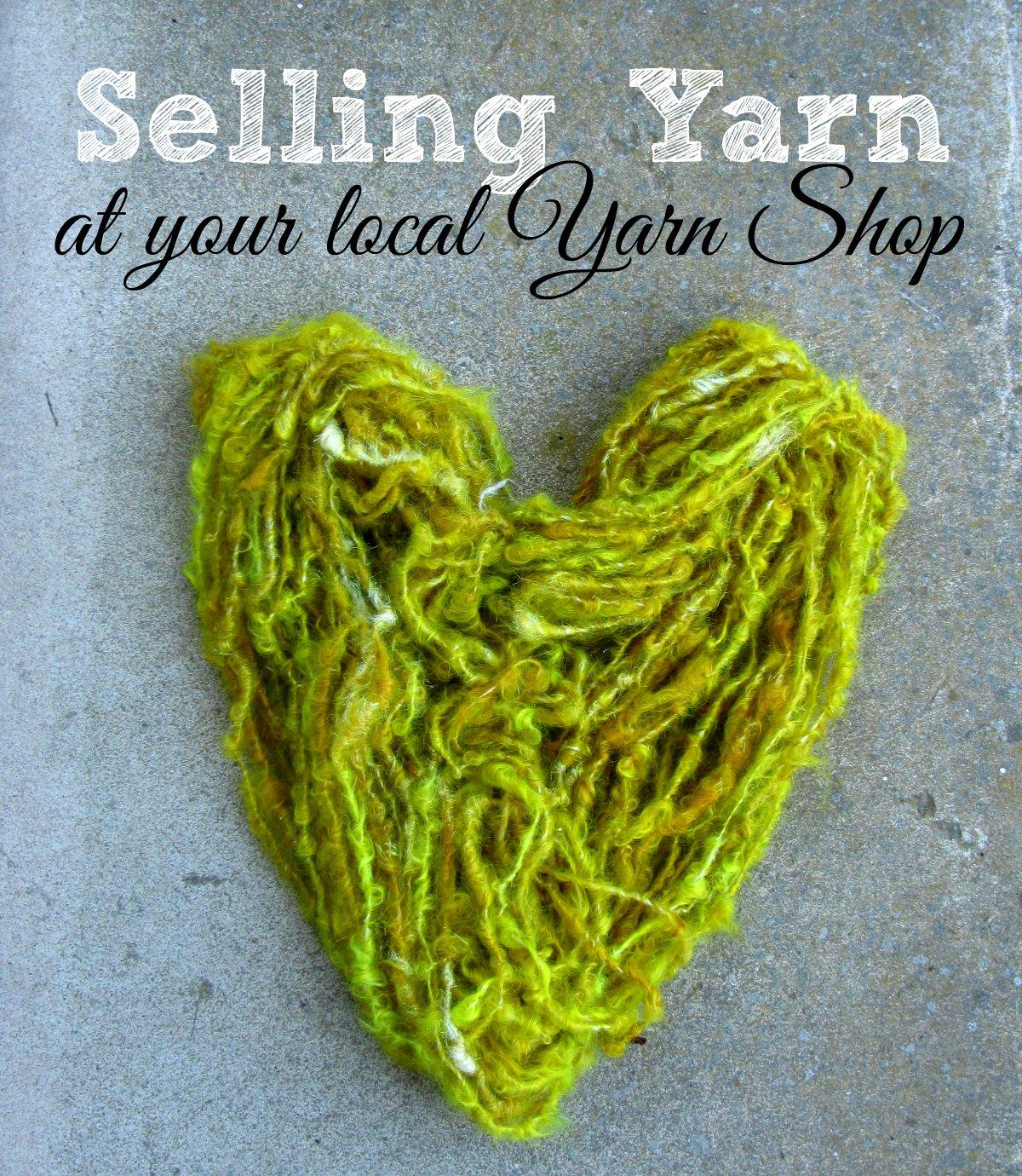 selling yarn