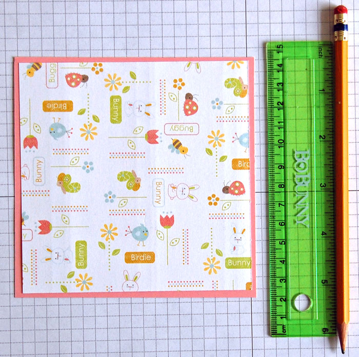 Supplies for equally dividing paper