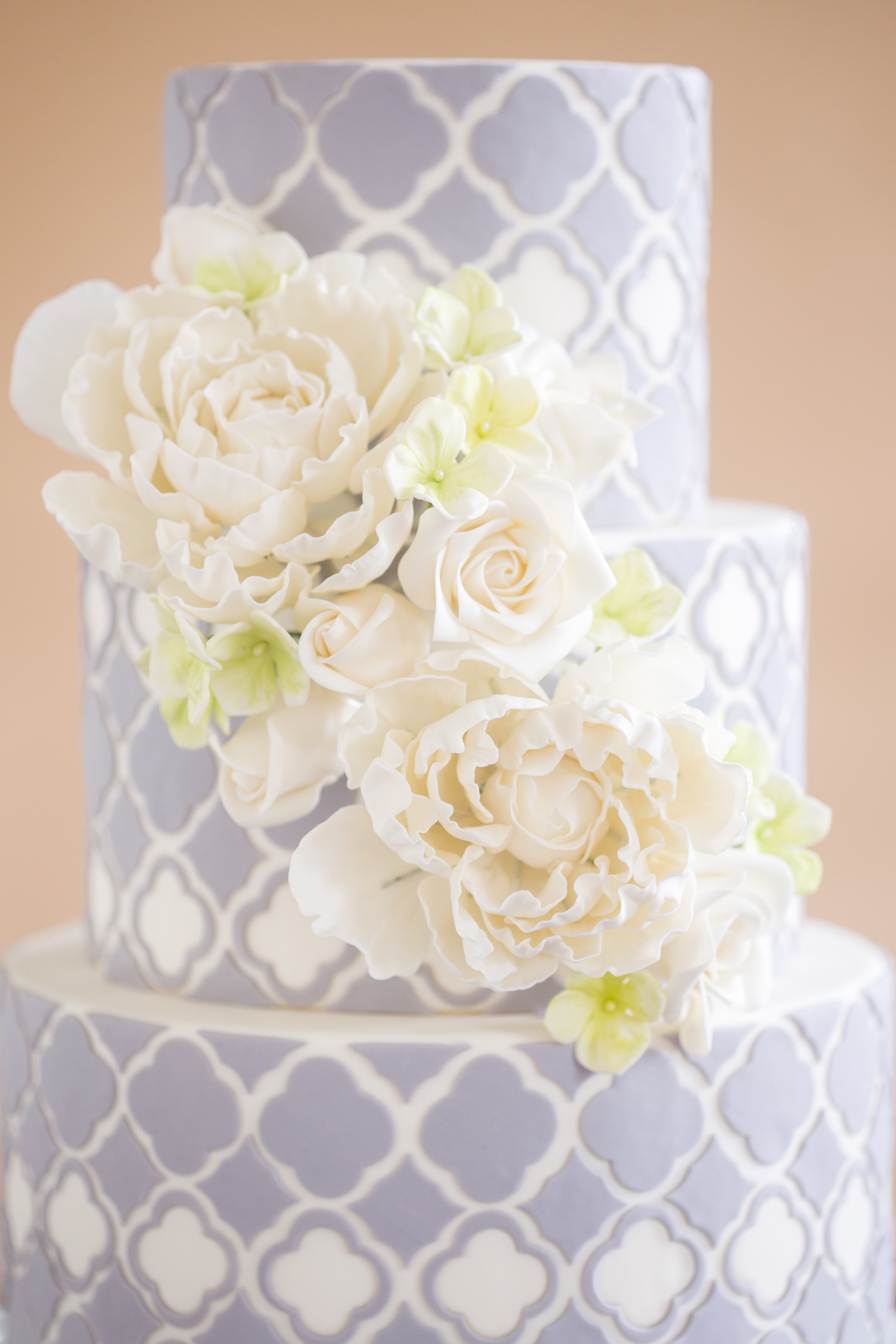 Cake by Bluprint Instructor Erin Gardner | Filler Flowers