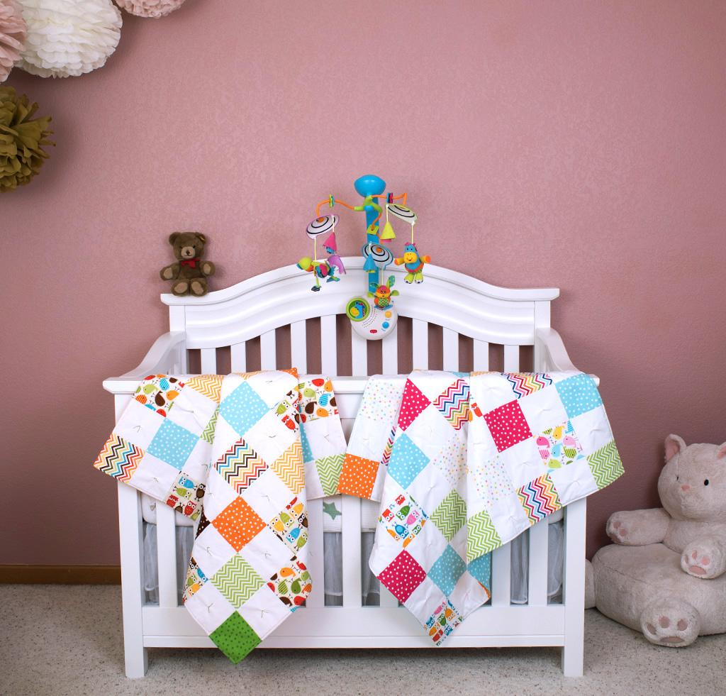 Charming Baby Quilt Kit