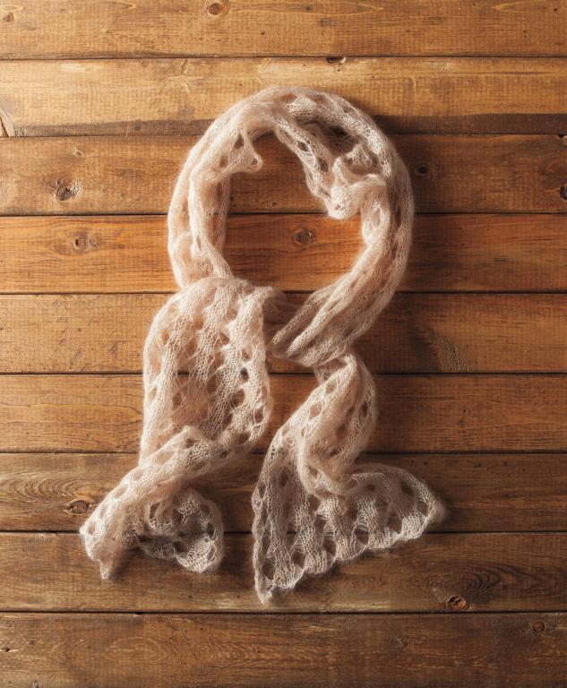 ButterflyLaceScarf