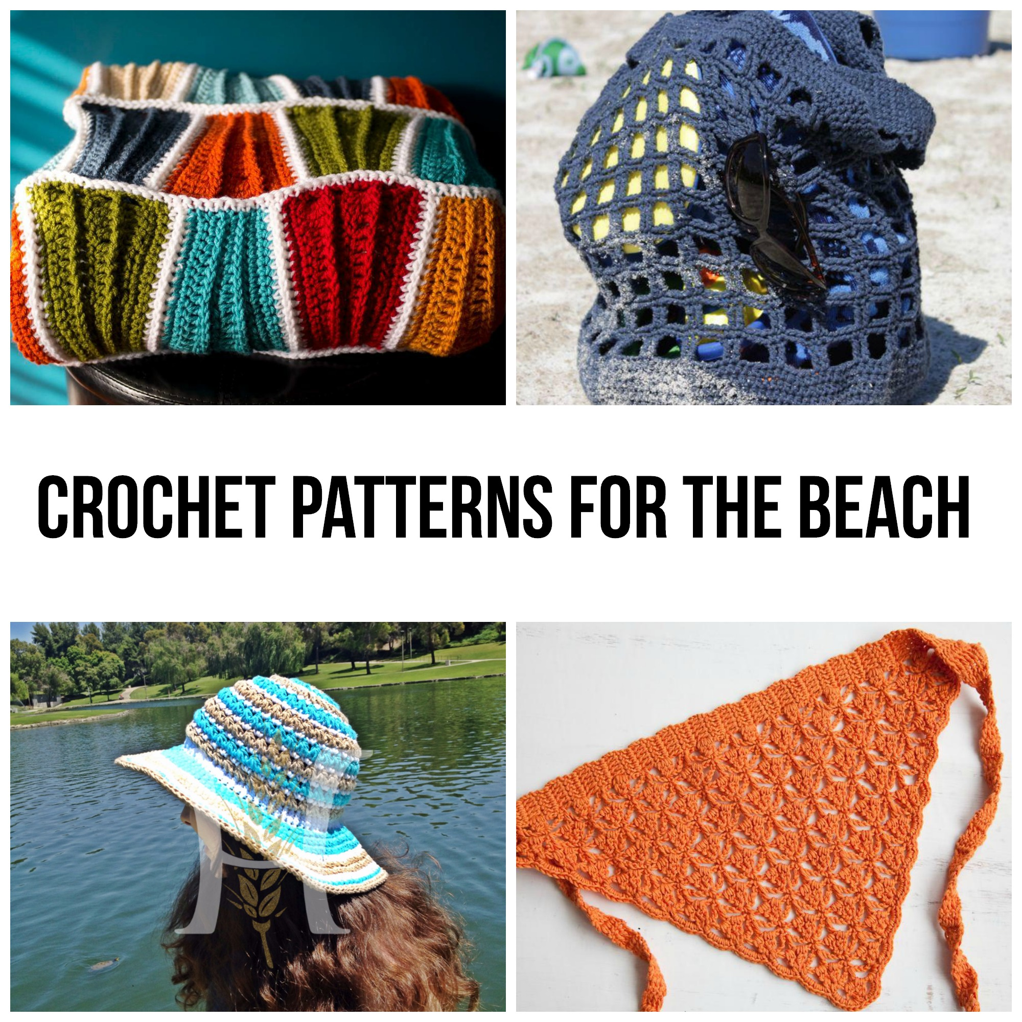 Crochet Patterns for the Beach