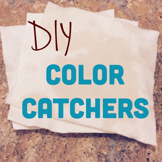 DIY colorcatcher