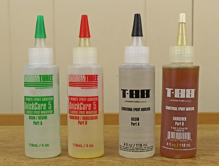 epoxy glues for woodworking