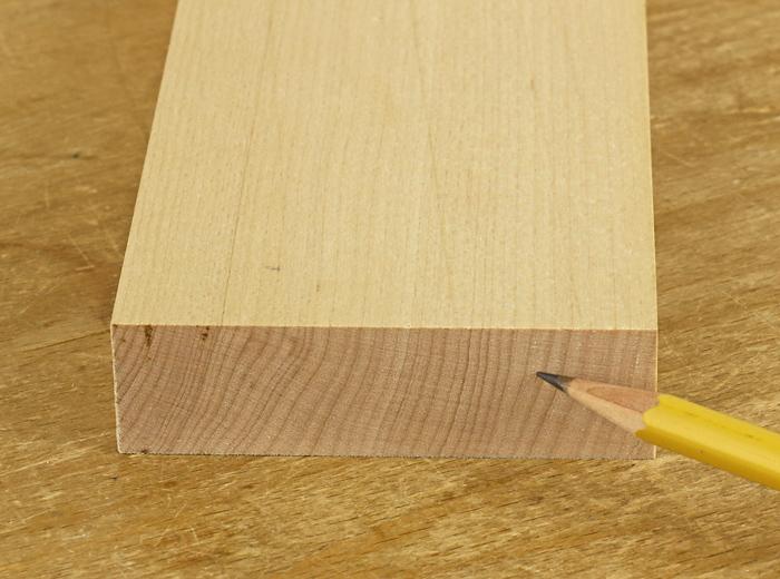 quartersawn wood