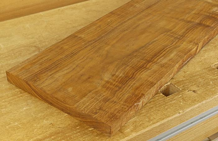 flatsawn wood