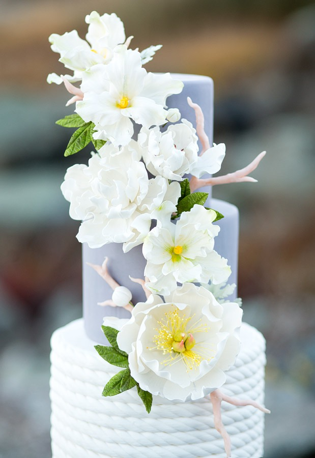 Cake by Bluprint Instructor Erin Gardner | Filler Flowers | Bluprint
