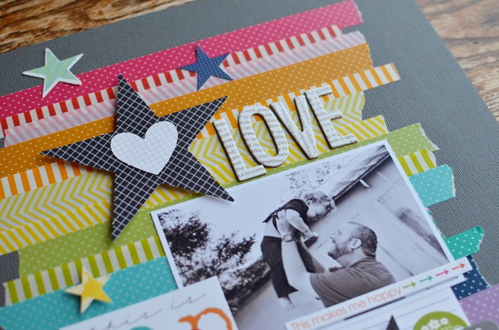 5 ways to use washi in scrapbooking