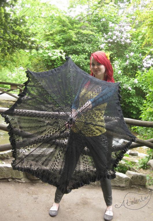 Lady of the Lake parasol