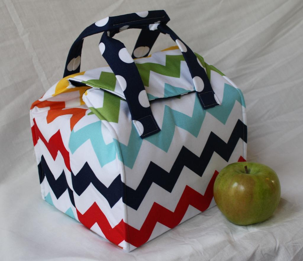 Picnic Perfect Lunch Tote
