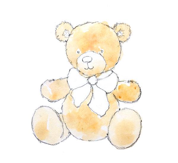 Teddy Bear Step 2
