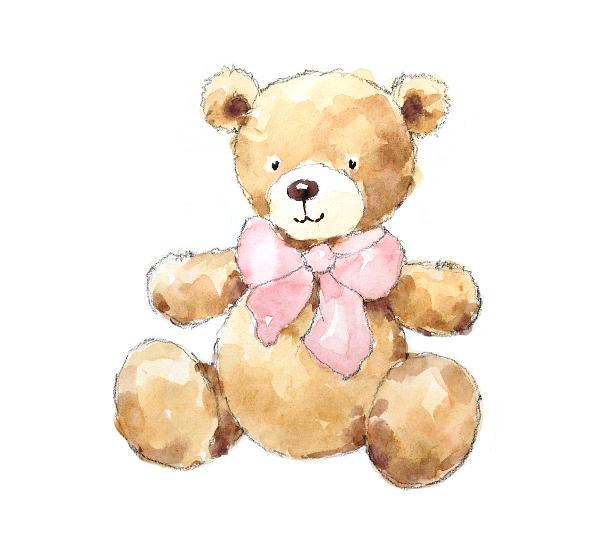 Teddy Bear Step 3