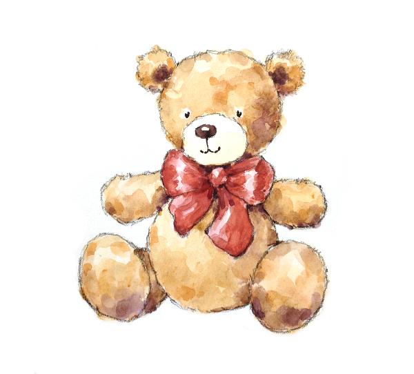 Teddy Bear Step 4