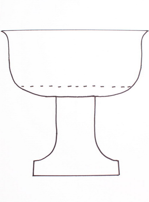 Urn template