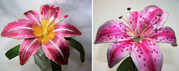 embroidershoppe lillies
