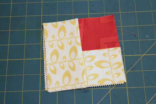 first row of light fabrics