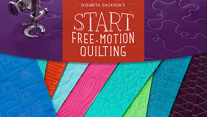 Start Free-Motion Quilting Bluprint class