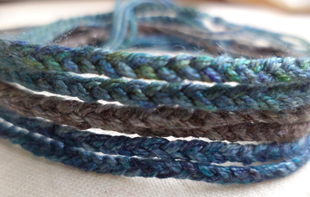 Braidz Braided Bracelet/Anklet  Free Pattern
