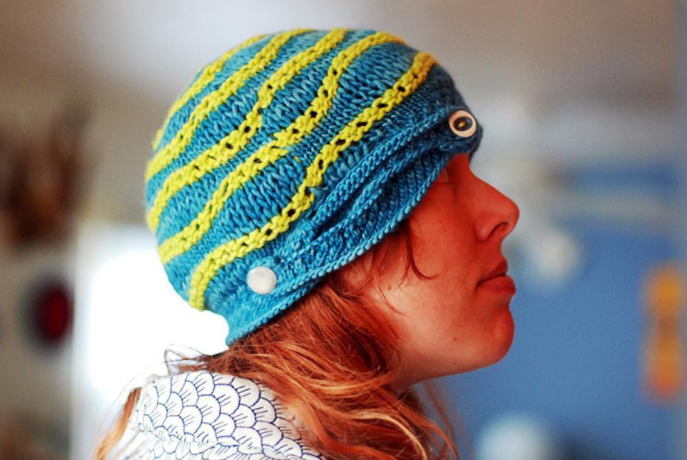 Ocean Breezes Knitting Pattern