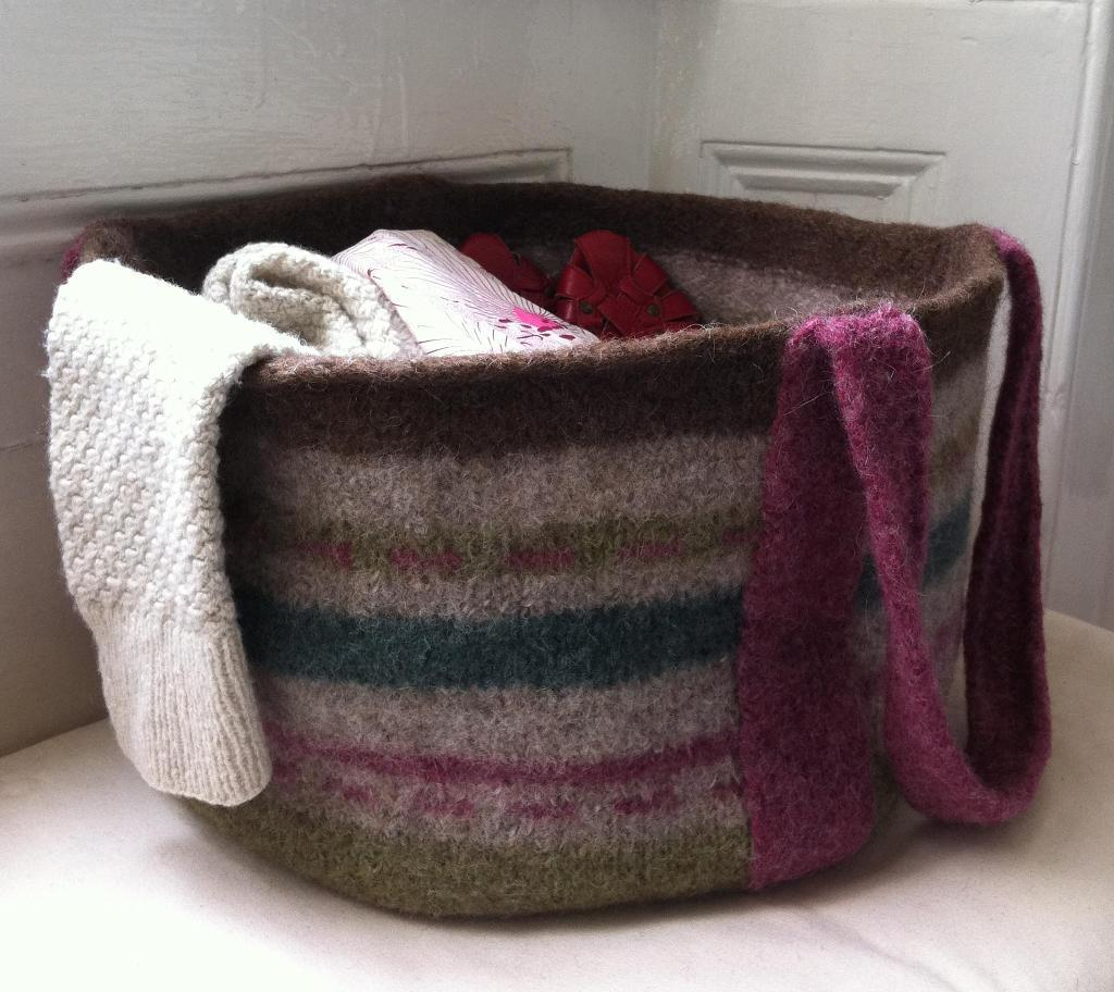 Willa Bag Knitting Pattern