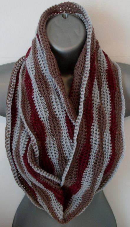 Free Infinity Scarf Pattern