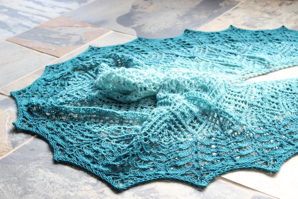 Mystic Ocean Knitting Pattern