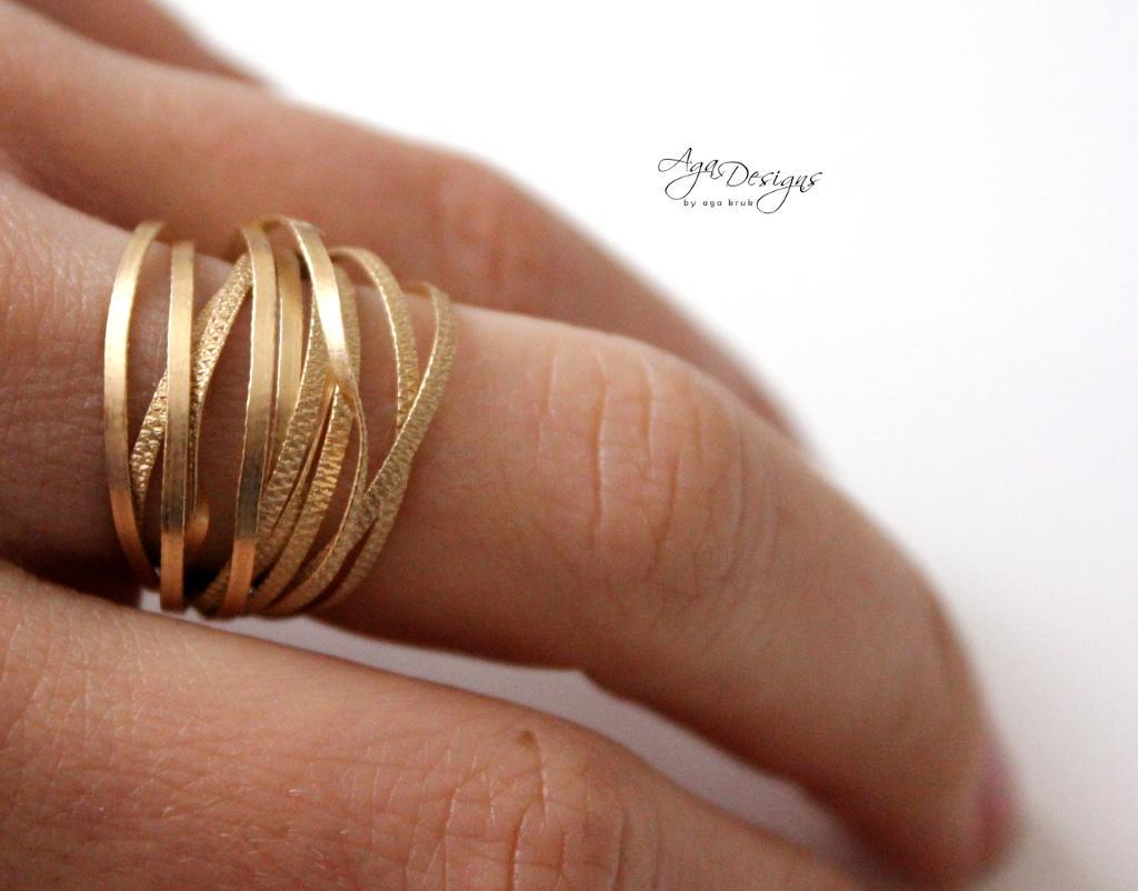 Texture Wire Ring Jewelry Tutorial