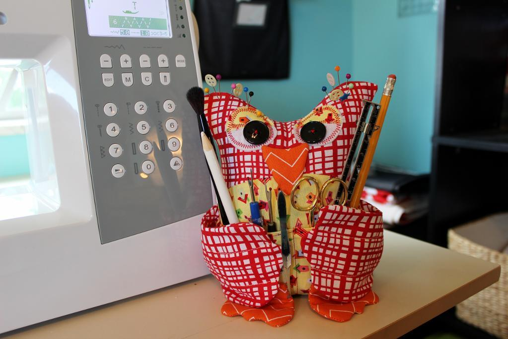 The Owl You Need Sewing Buddy